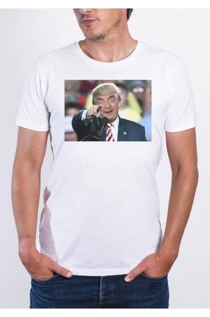 Bean Trump T-shirt Homme Col Rond