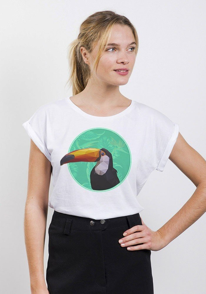 Tshirts Femme Toucan