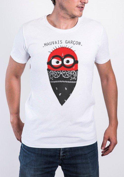 Mauvais Minion T-shirt Homme