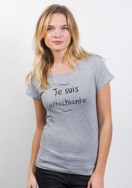 Tshirts Femme Attachiante