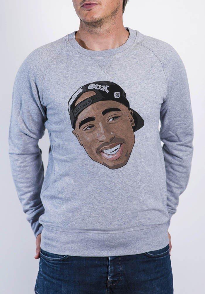 Sweat Tupac Cap