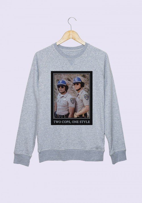 Two Cops One Style - Sweat