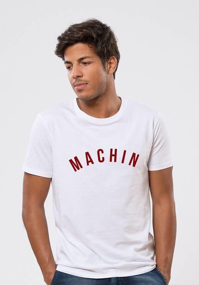 Bichon T-shirt Homme Col Rond
