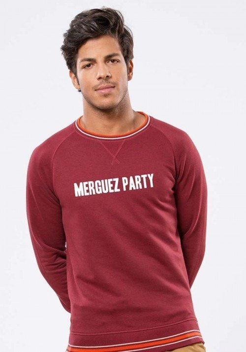 Merguez party  Sweat Homme