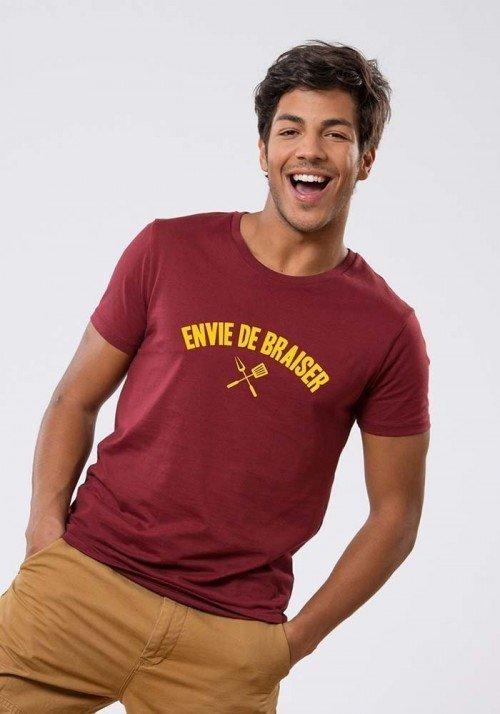 Envie de braiser T-shirt Homme
