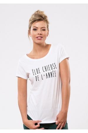 Chieuse de l'année T-shirt Femme