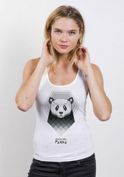 Panda 300 DPI Débardeur Femme