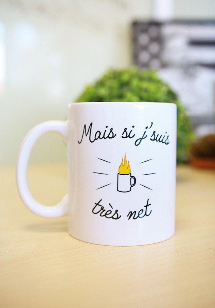 Très Net - Mug