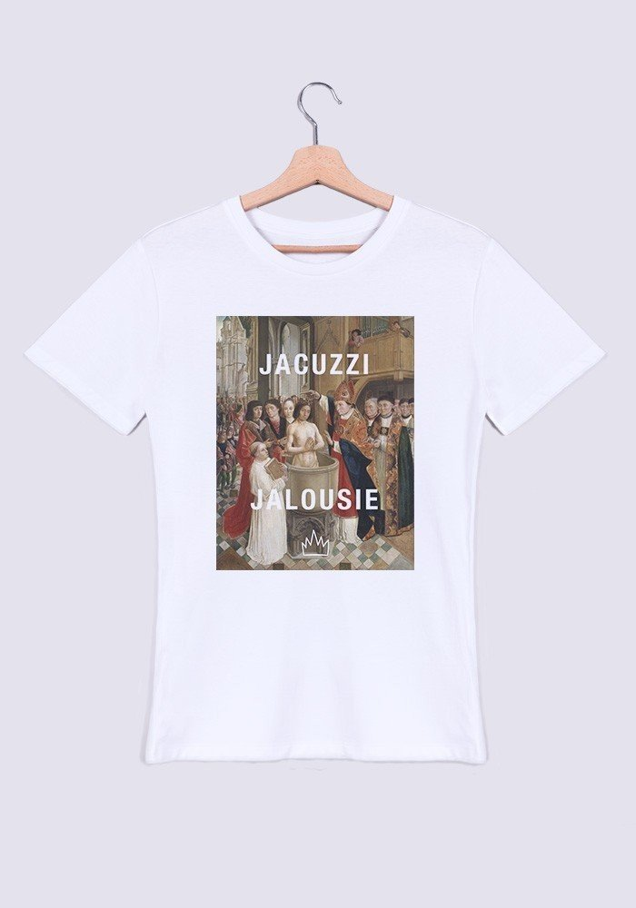 Jacuzzi Jalousie