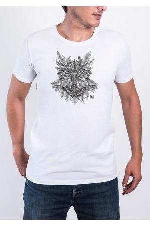 Inkbou T-shirt Homme Col V