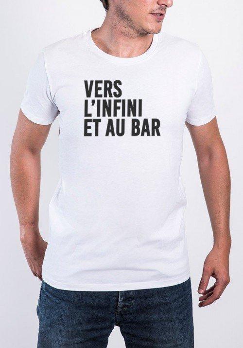 Vers l'infini T-shirt Homme