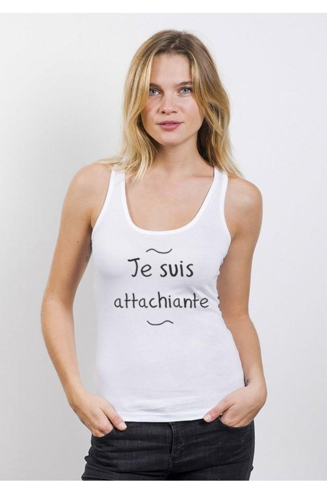 c5f6a5b62 Attachiante-Débardeur Femme