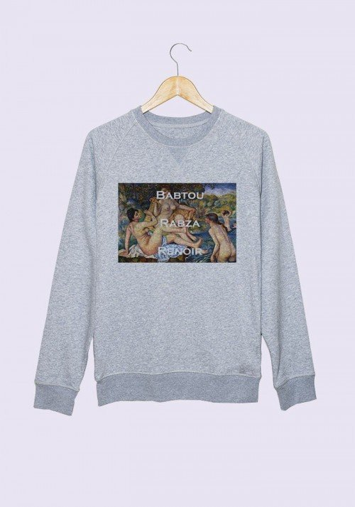 Babtou Rabza Renoir - Sweat