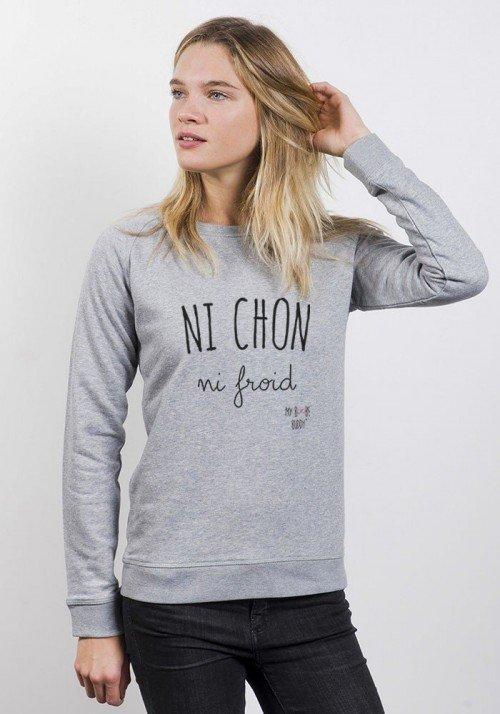 Ni Oui Ni Chon - Sweat Femme