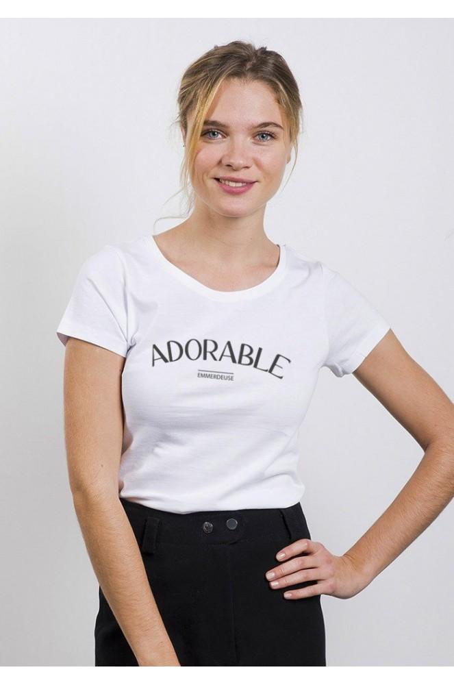 d0b1352da13b2 Tshirts Femme Col Rond
