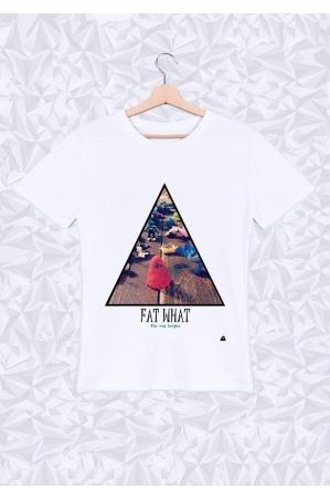 Fat War  T-shirt Homme Col Rond