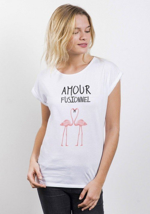 Tshirts Femme Amour Fusionnel
