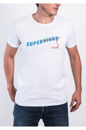 Supervieux T-shirt Homme
