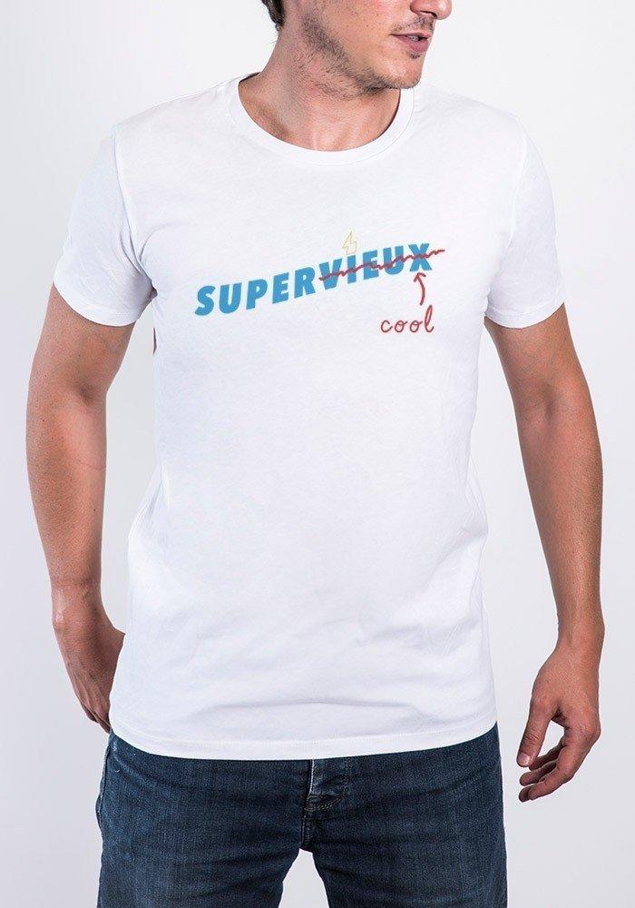 Supervieux T-shirt Homme