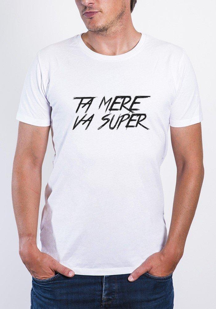 Tshirts Homme Ta mère và Super