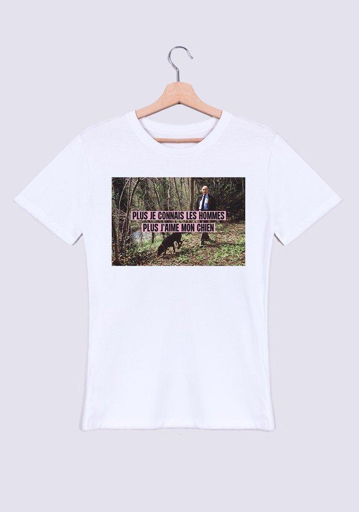 J'aime mon chien T-shirt Homme