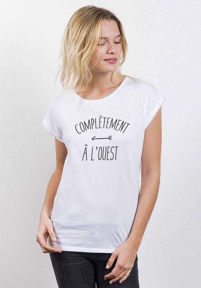 A l'ouest T-shirt Femme