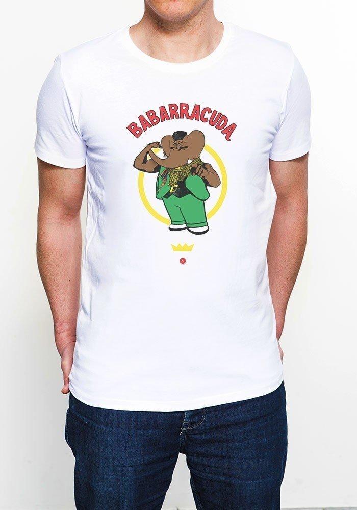 Tshirts Homme Babarracuda