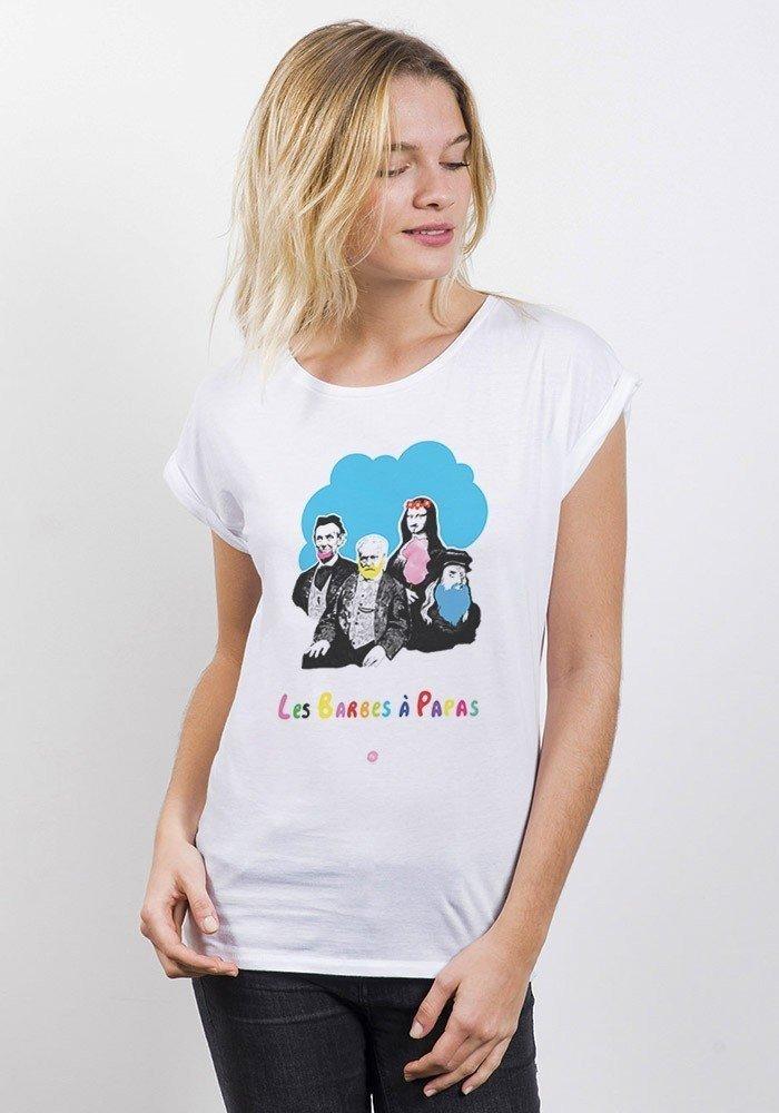 Tshirts Femme Barbe à Papa
