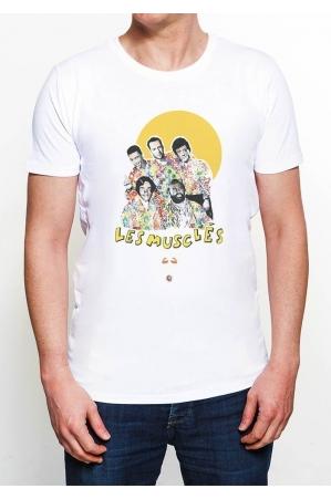 Les Musclés T-shirt Homme Col Rond