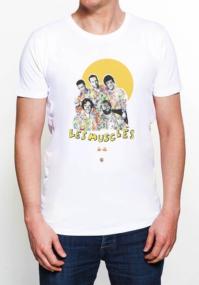 Tshirts Homme CR Les Musclés