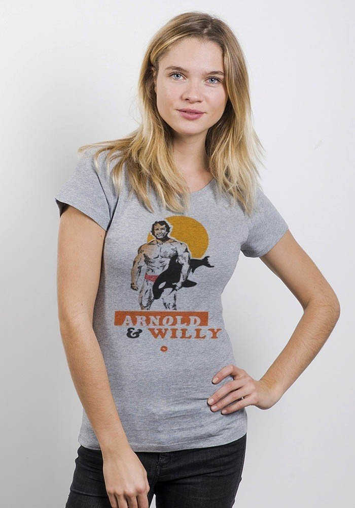 Tshirts Femme CR L'Arnold