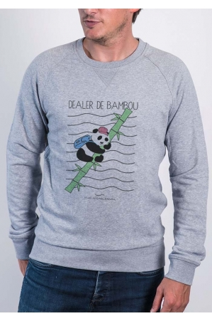 Dealer de Bambou - Sweat Homme