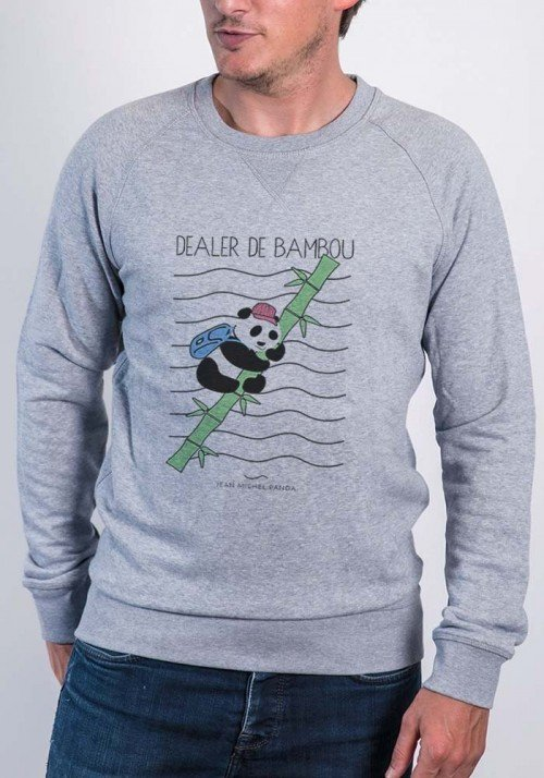 Dealer de Bambou - Sweat Homme
