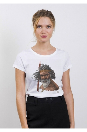 Tribute To Australia T-shirt Femme Col Rond