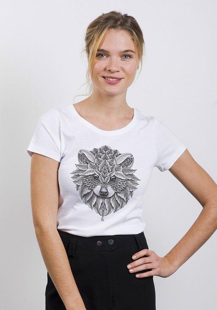 Tshirts Femme Racoon