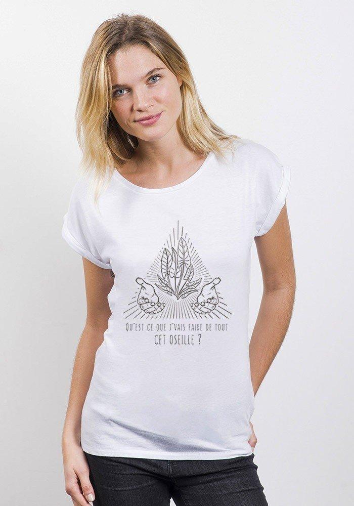 Tshirts Femme MR Oseille