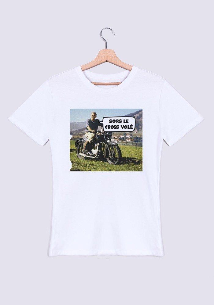 Sors le cross volé T-shirt Homme