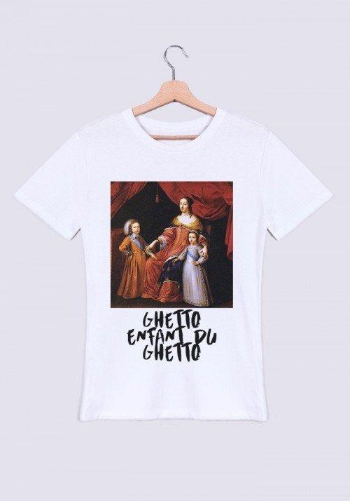 Enfant du Ghetto T-shirt Homme Col Rond
