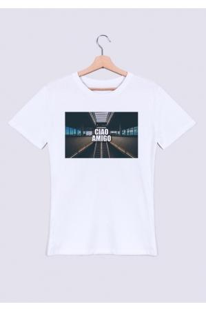 Ciao Amigo T-shirt Homme Col rond