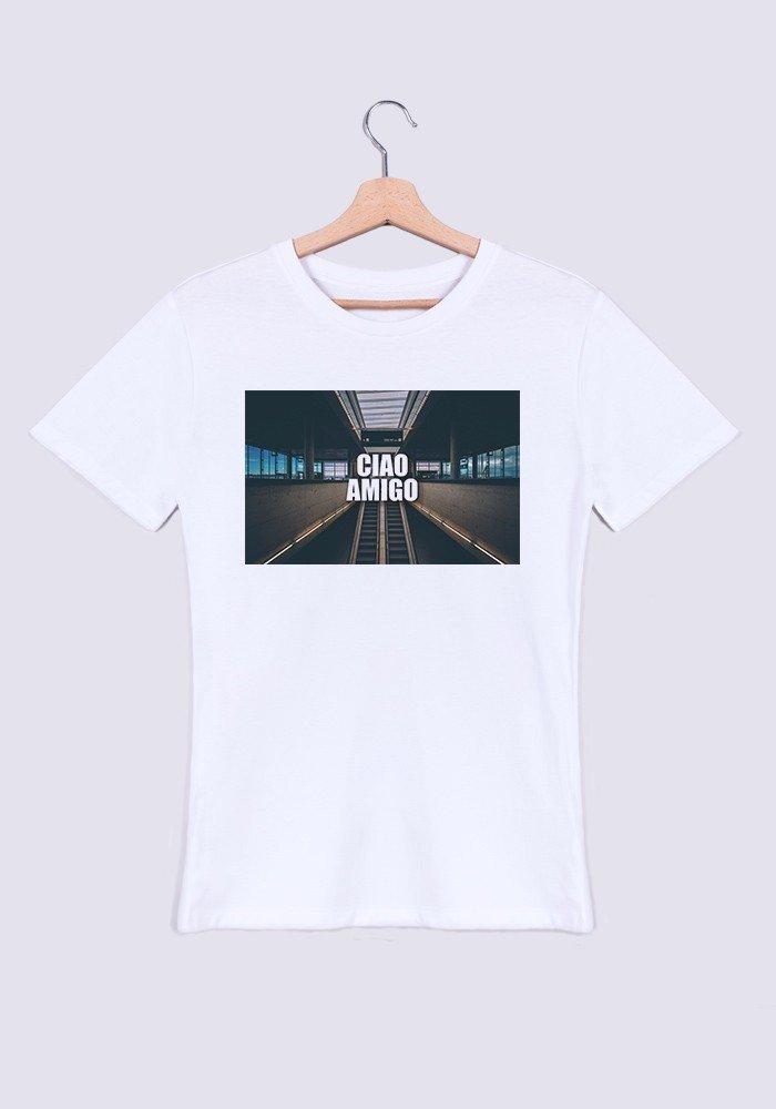 Ciao Amigo T-shirt Homme
