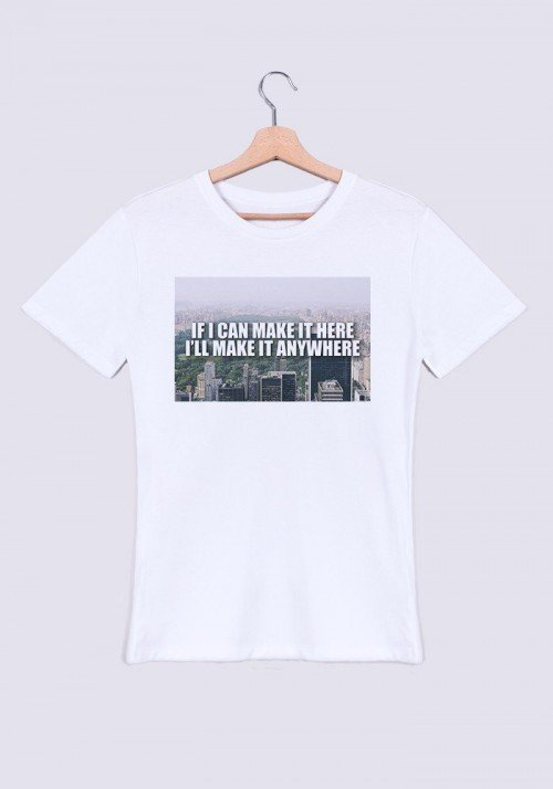 Can make it T-shirt Homme Col rond