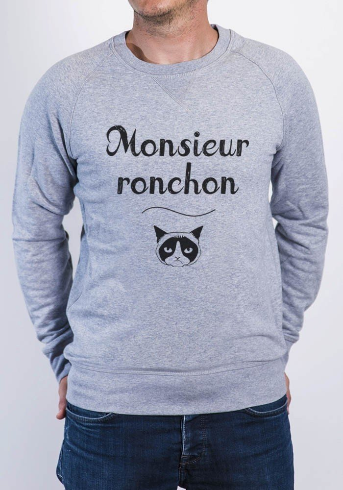 Sweat homme Ronchon
