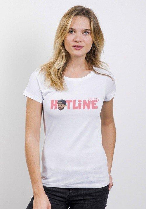 Hotline T-shirts Femme