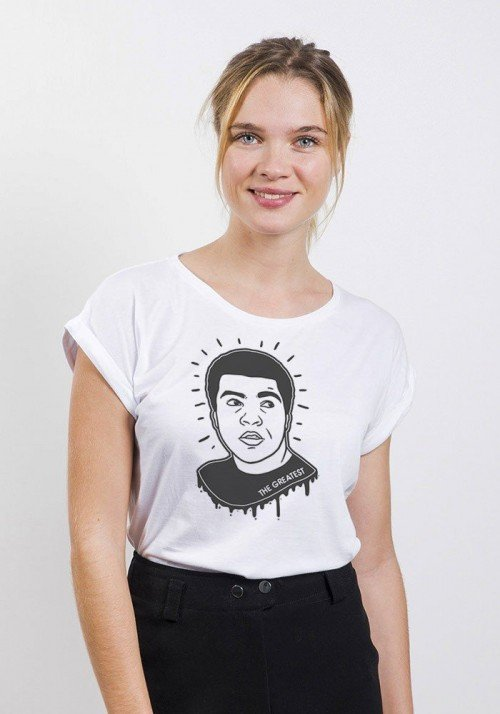 The Greatest T-shirt Femme