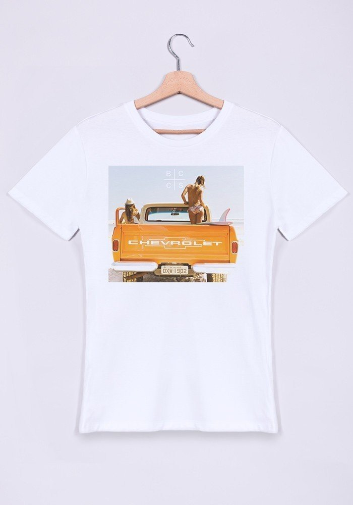 Surf Truck T-shirt Homme Col Rond