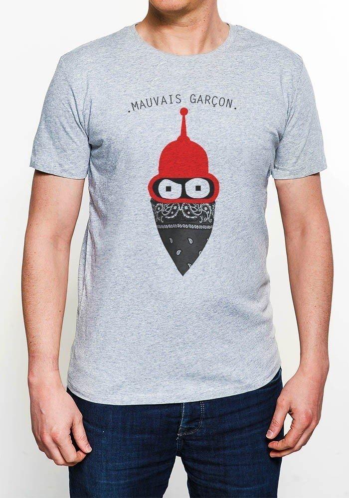 Mauvais Bender T-shirt Homme
