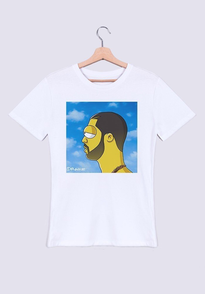 Drizzy T-shirt Homme