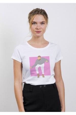 Drake T-shirt Femme