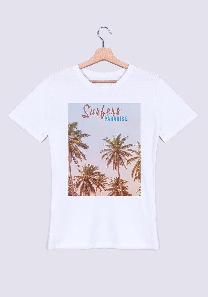 Surfers Paradise T-shirt Homme