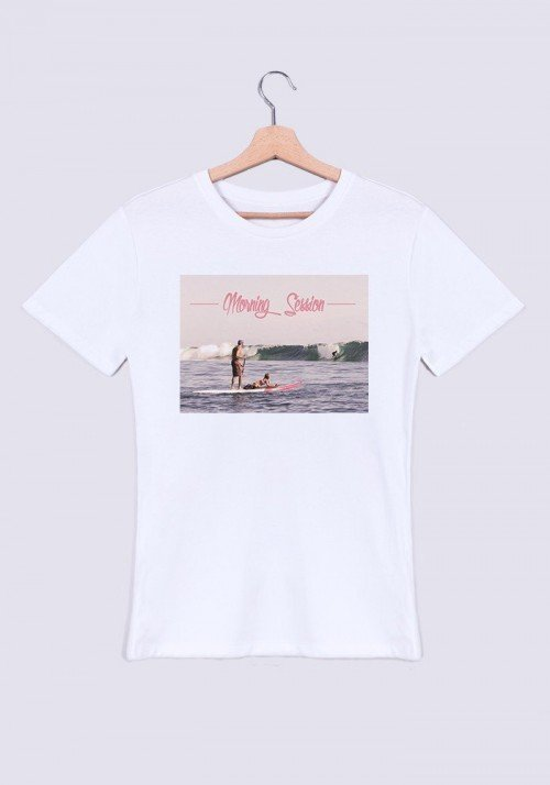 Morning Session T-shirt Homme Col Rond